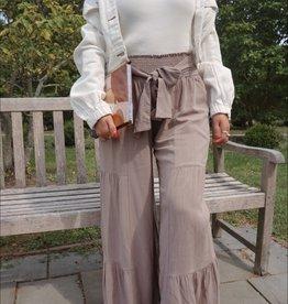 Agatha Tiered Wide Leg Pants