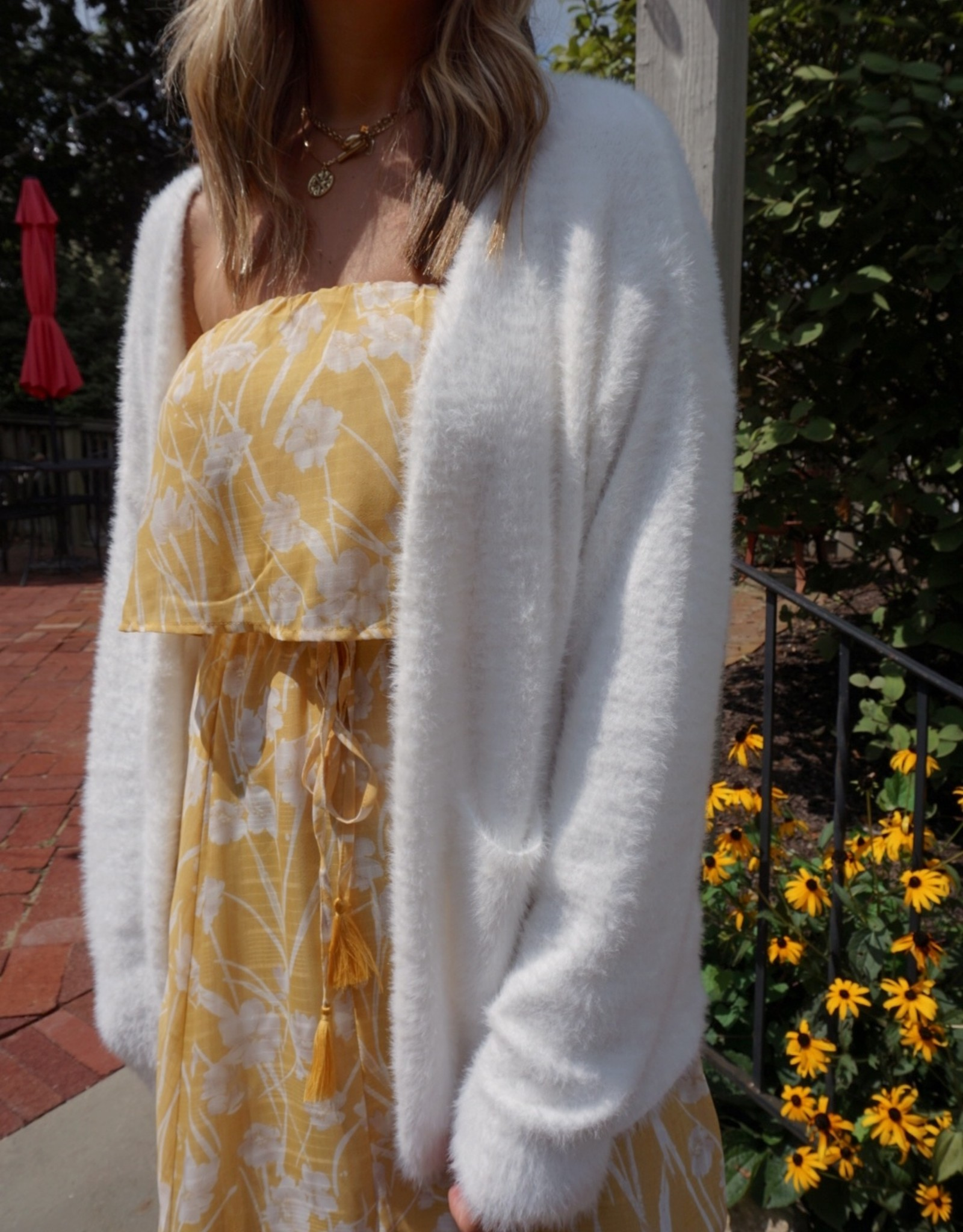 Patricia Soft Open Front Cardigan