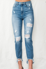 Kendall Skinny High Rise Jeans