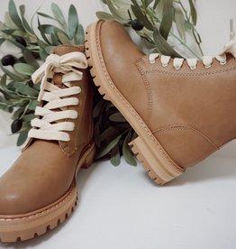 Arora Military Boot Latte
