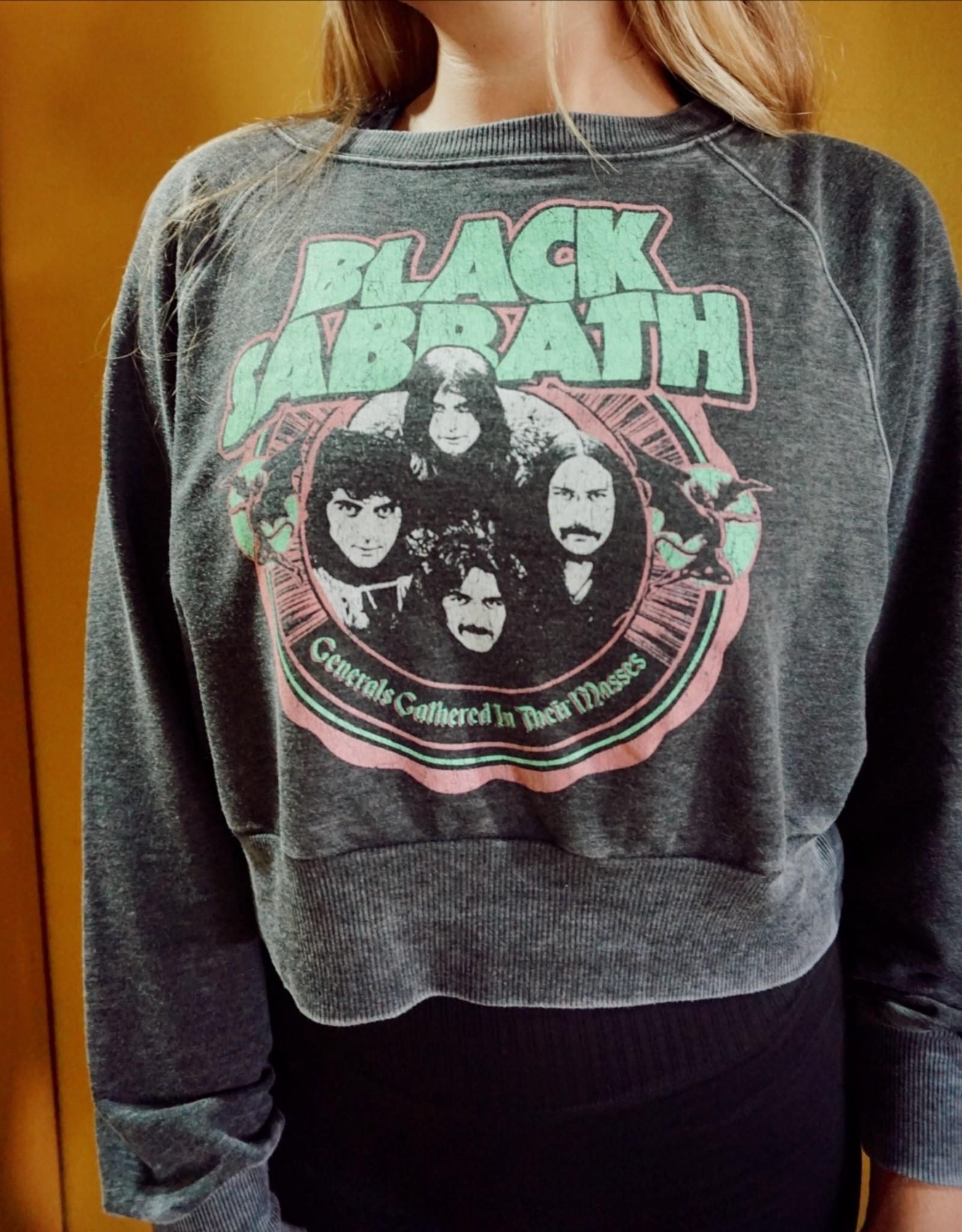 Black Sabbath Pullover Sweatshirt