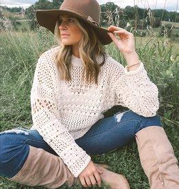 Ivy Knit Sweater