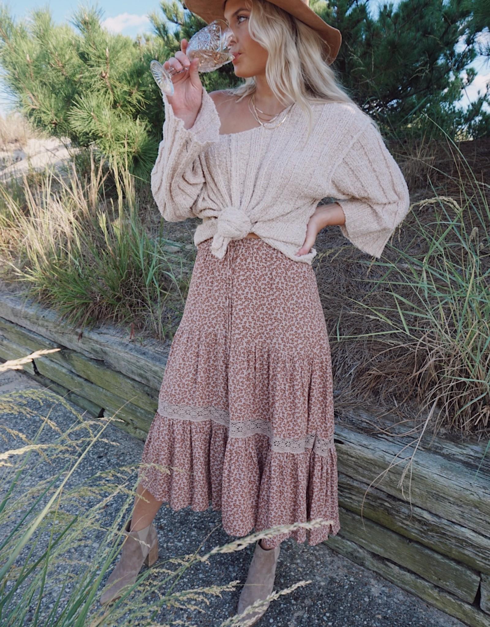 Amapola Pullover Sweater