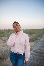 Dani Chunky Knit Turtleneck Sweater