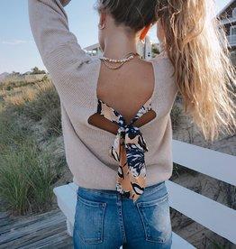 Adelina Boat Neck Sweater