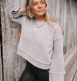 Amy Wide Sleeve Sweater
