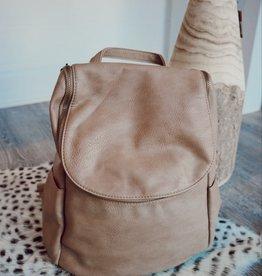 Kerri Side Pocket Backpack