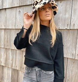 Brighid Wide Sleeve Sweater