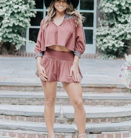 Free People Cherry Bomb Set Brown