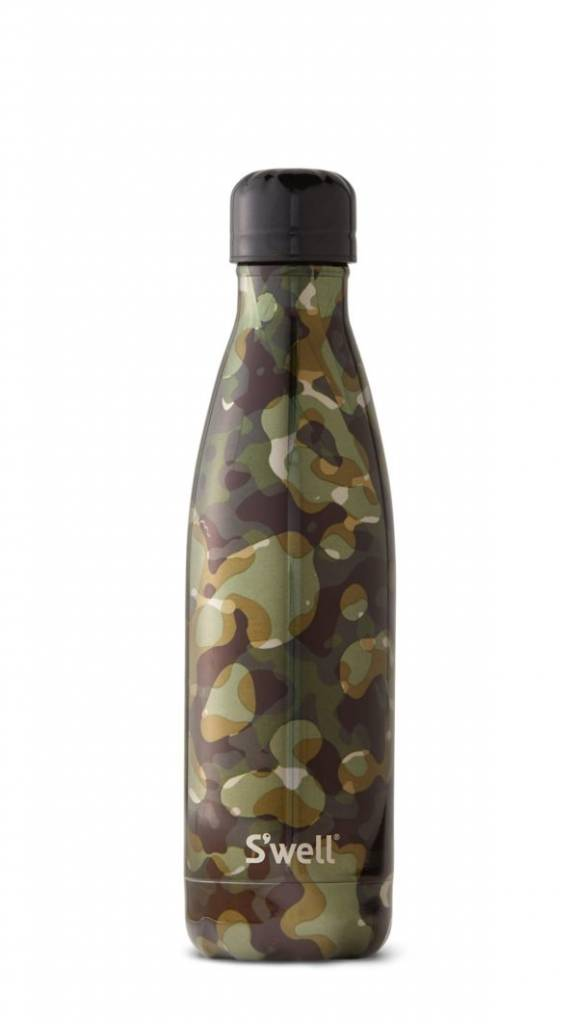 17 oz. Metalic Camo Bottle