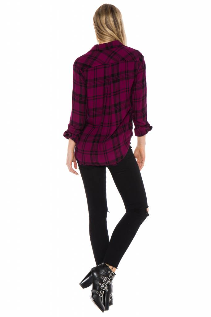 Bella Dahl Bella Dahl Button Down Shirt