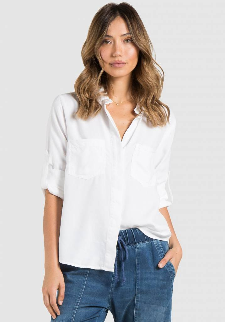 Bella Dahl Bella Dahl Button Down