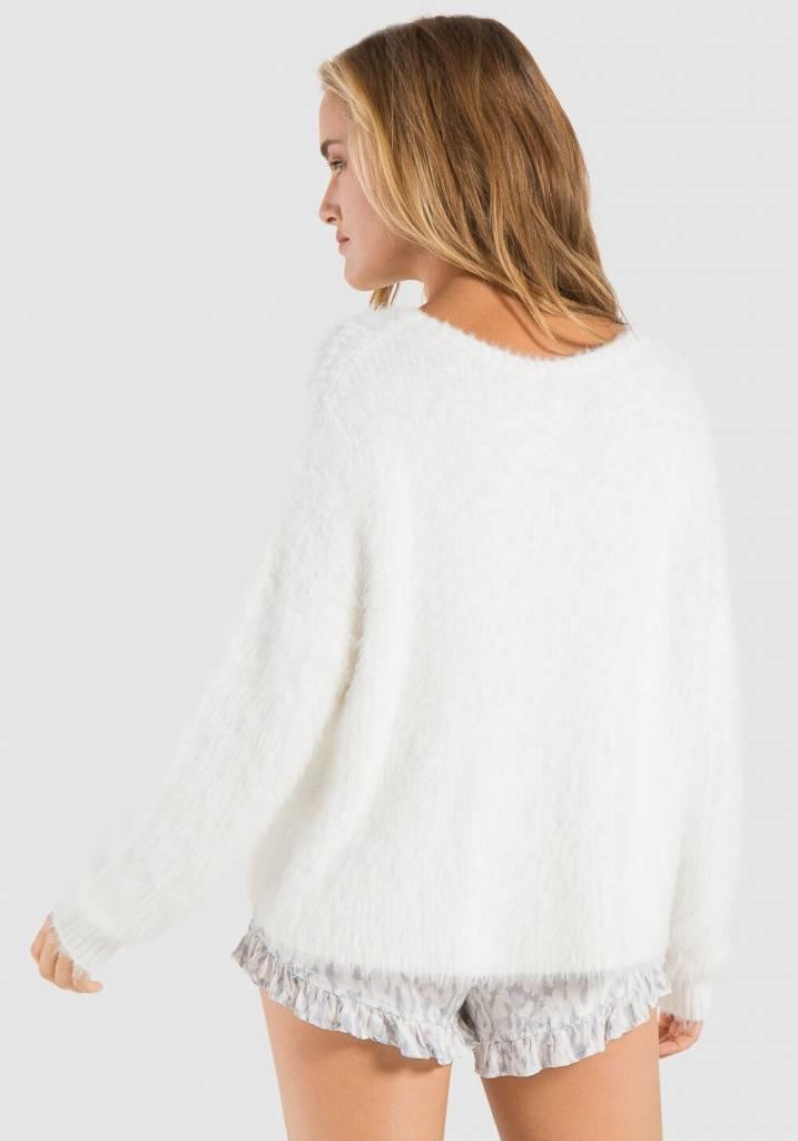 Bella Dahl Bella Dahl Slouchy Sweater