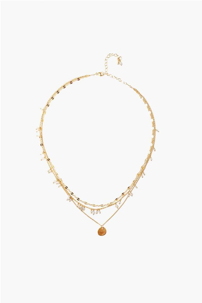 Chan Luu Chan Luu Pre-layered Necklace