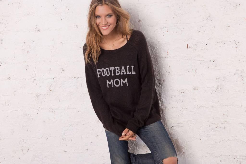 Wooden Ships Wooden Ships Football Mom
