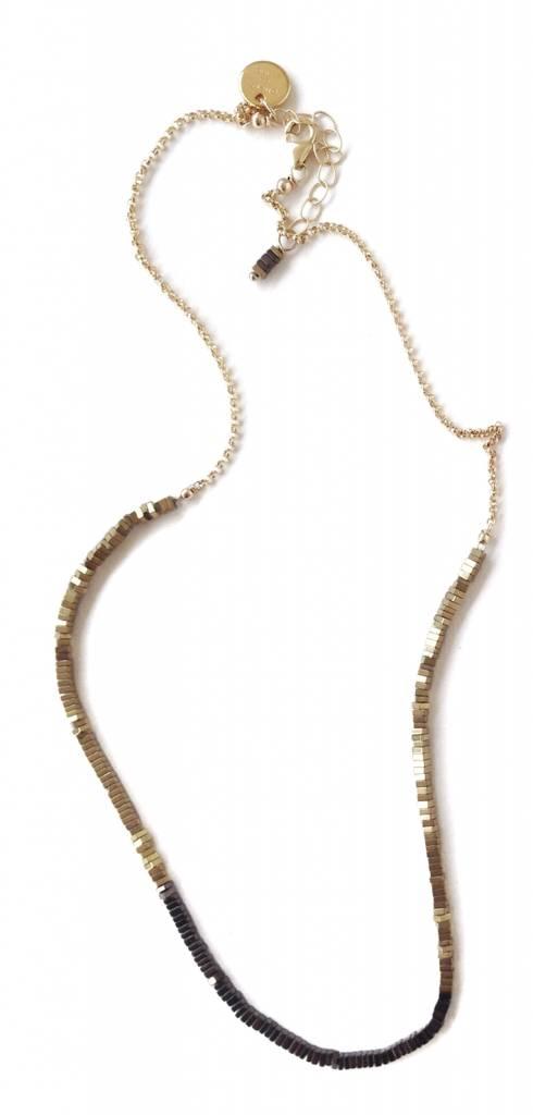 Pliers & Strings Pliers Mosaic Necklace