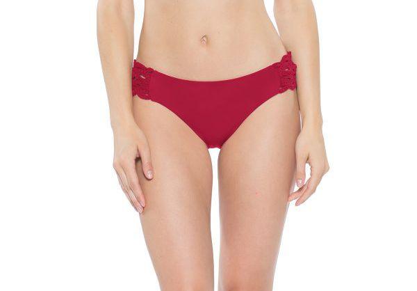 Becca Swim Becca Crimson Hipster