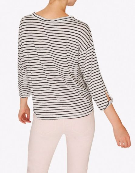 Sanctuary Sanctuary Emmett Striped Top
