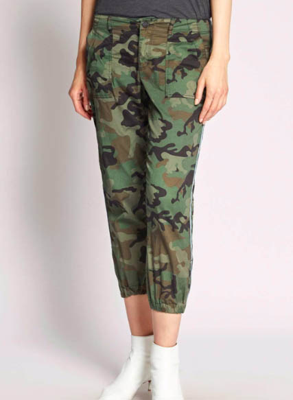 Sanctuary Sanctuary Combat Cropped Pants