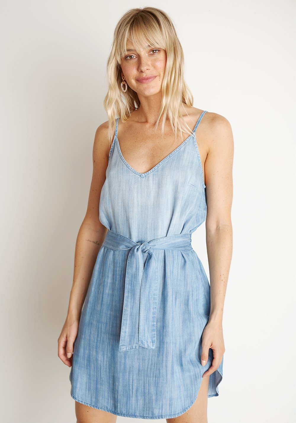 Bella Dahl Bella Dahl Tie Dress