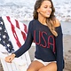 Wooden Ships Wooden Ships USA Sweater