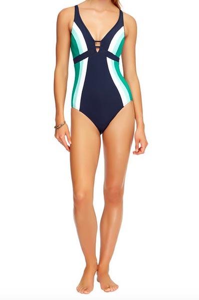 Jets Swim Jets Swim Plunge One Piece