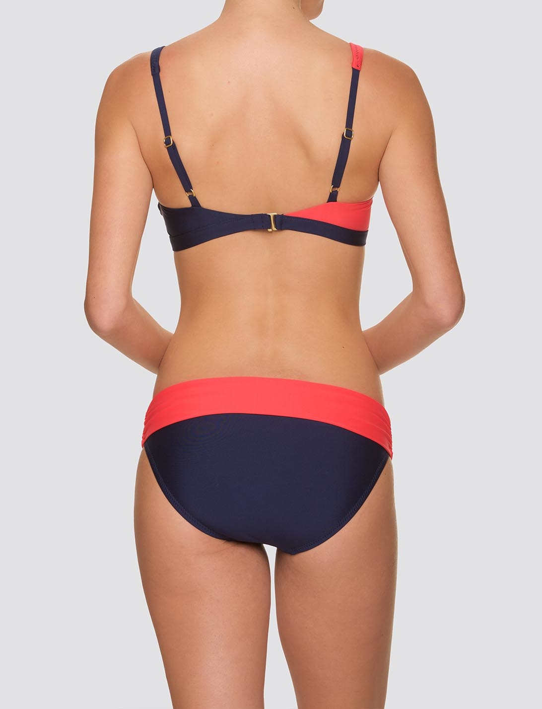 Draper James Draper James Colorblock Swim Top