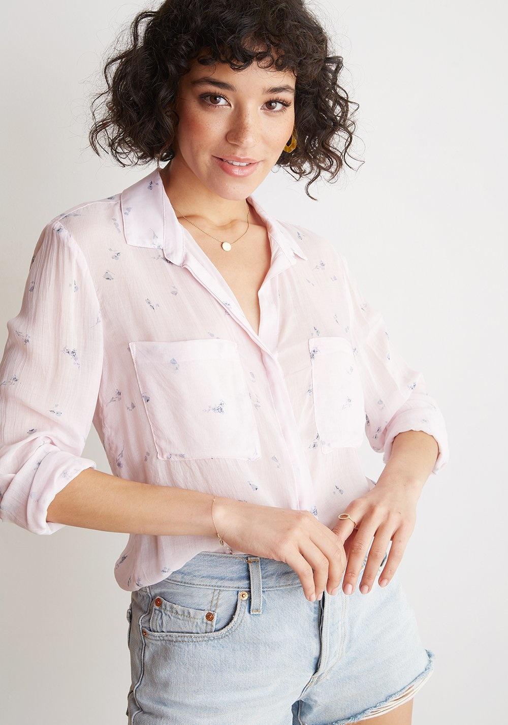 Bella Dahl Bella Dahl Hipster Shirt