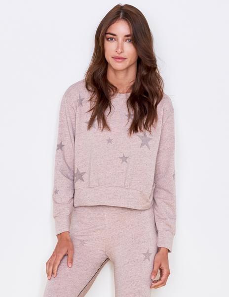 Sundry Sundry Star Sweatshirt
