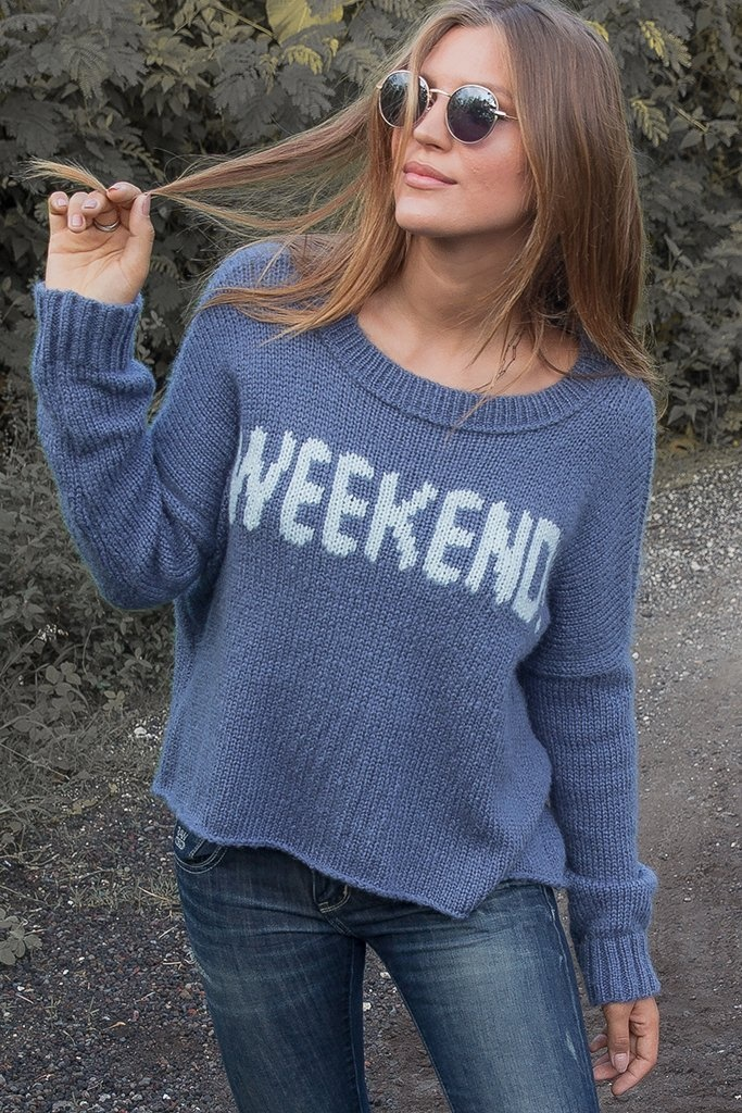 Wooden Ships Wooden Ships Weekend Slouchy