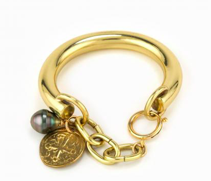 Taylor & Tessier Taylor&Tessier Blue Bell Bracelet