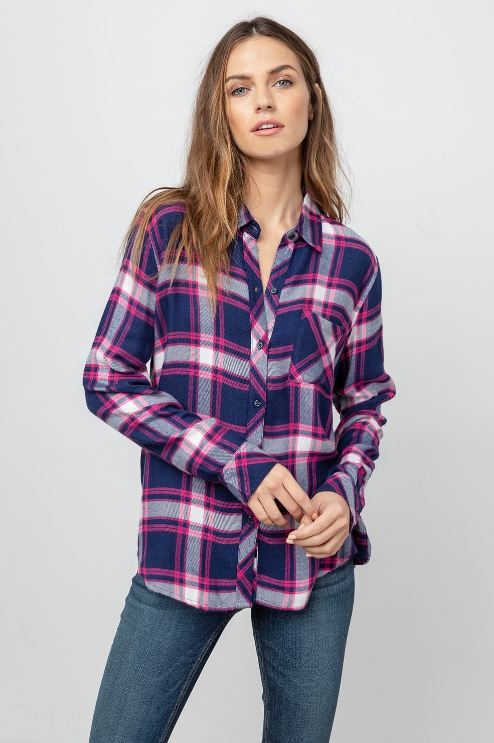Rails Rails Hunter Blouse
