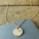 BCG BCG  Round Gold Filled Necklace