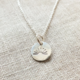 "BCG BCG  Sterling ""You Are my Sunshine"" Necklace"