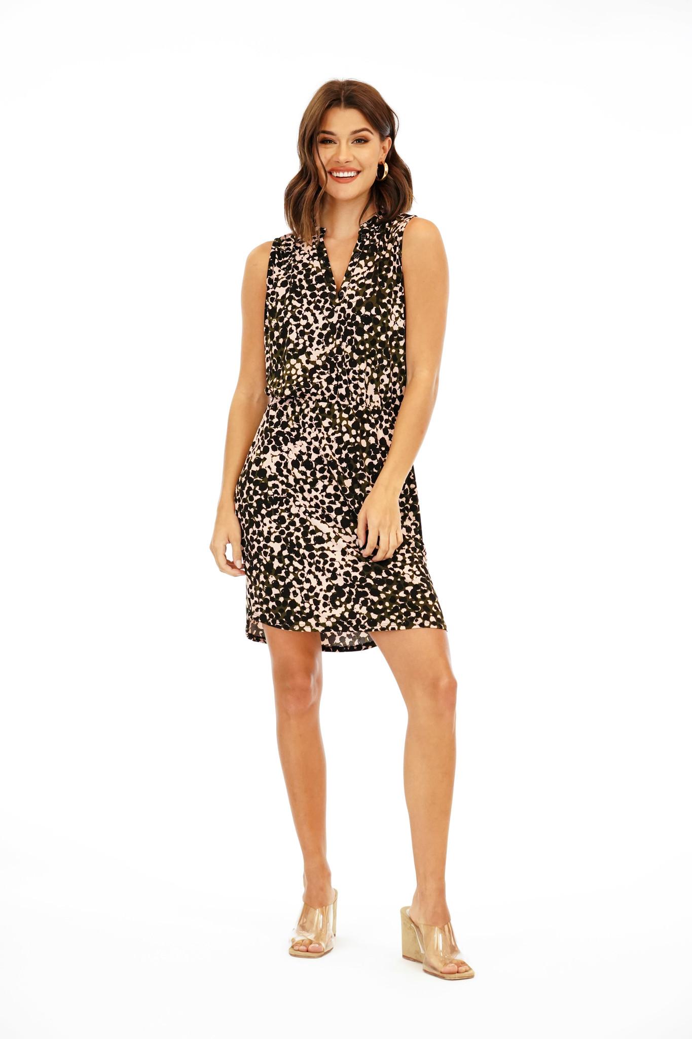 Veronica M Veronica M Shirt Waist Dress