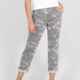 Level 99 Level 99 Camo Side Stripe Trouser