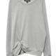 Fifteen-Twenty Fifteen Twenty Twist Bottom Sweatshirt