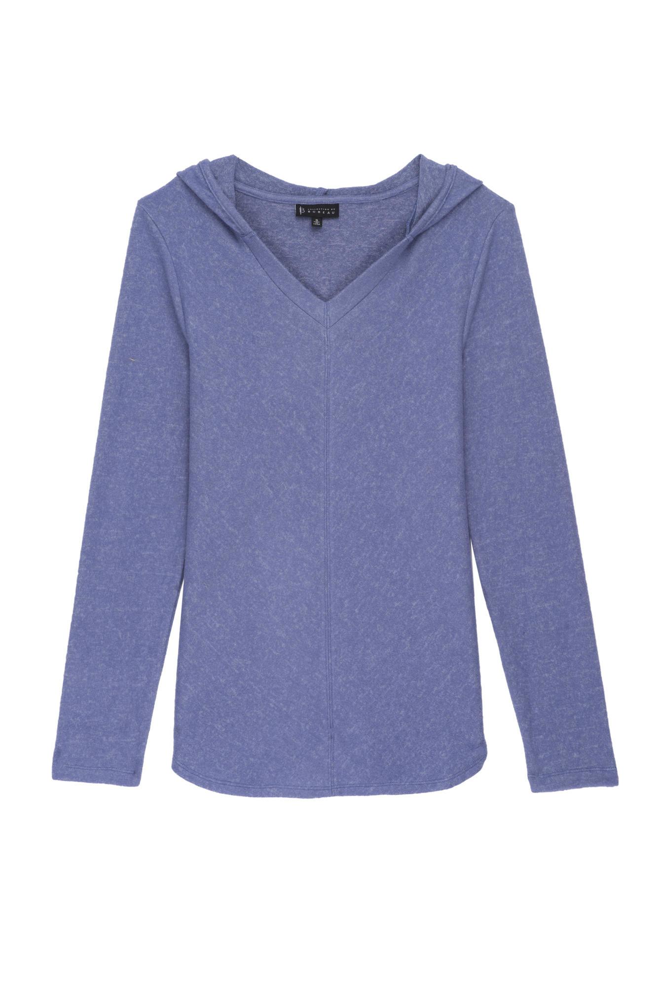 Bobeau Bobeau Cozy Sweater Hoodie