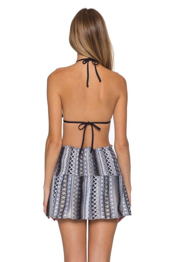 Becca Swim Becca Crochet Cover Up Skirt