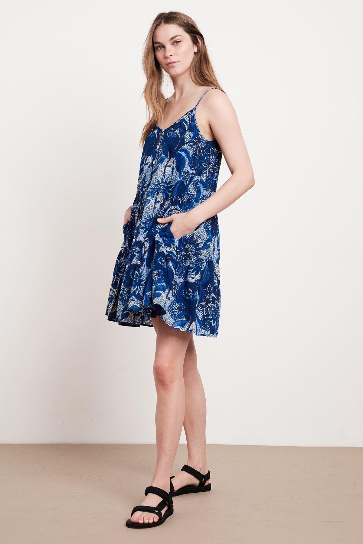 Velvet Velvet Zahara Dress