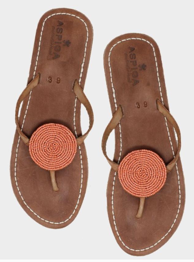Aspiga Aspiga Disc Flat Sandal