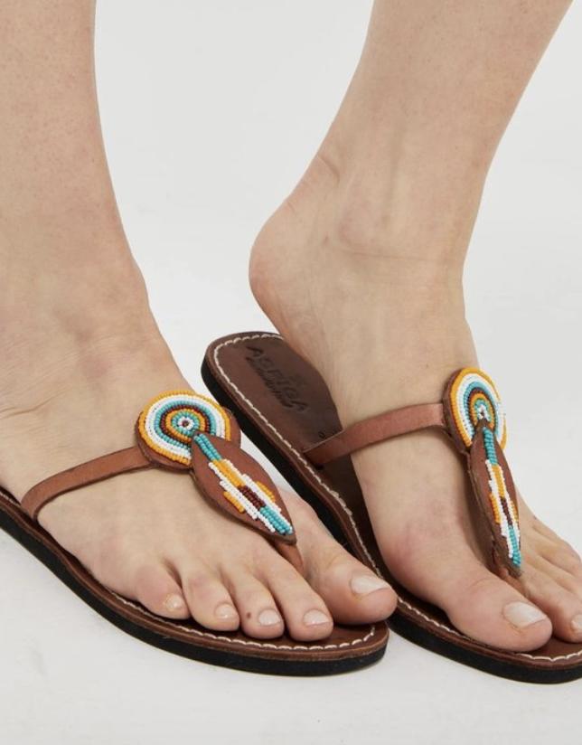 Aspiga Aspiga Ngao Flat Sandal