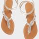 Aspiga Aspiga Cobra Wrap Sandal
