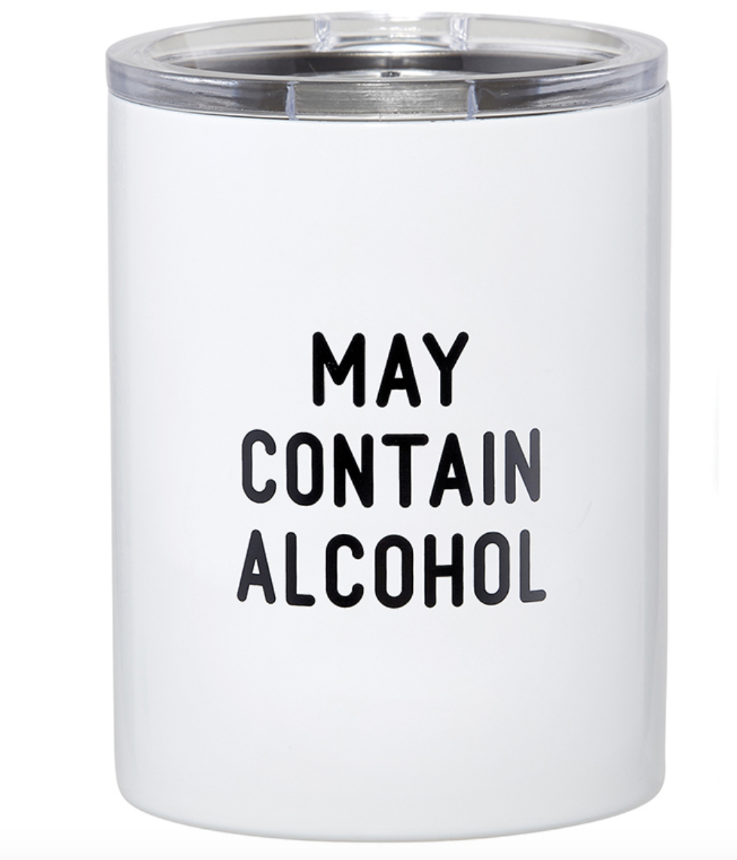 Creative Brands Creative Brands Tumbler- May Contain Alcohol
