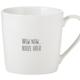 Creative Brands Sips Coffee Mug - Brew Now