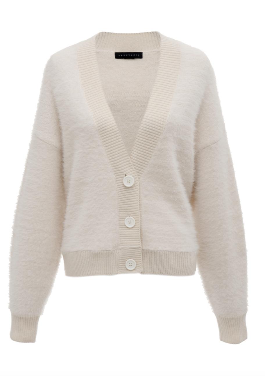 Sanctuary Sanctuary Super Soft Crop Cardigan