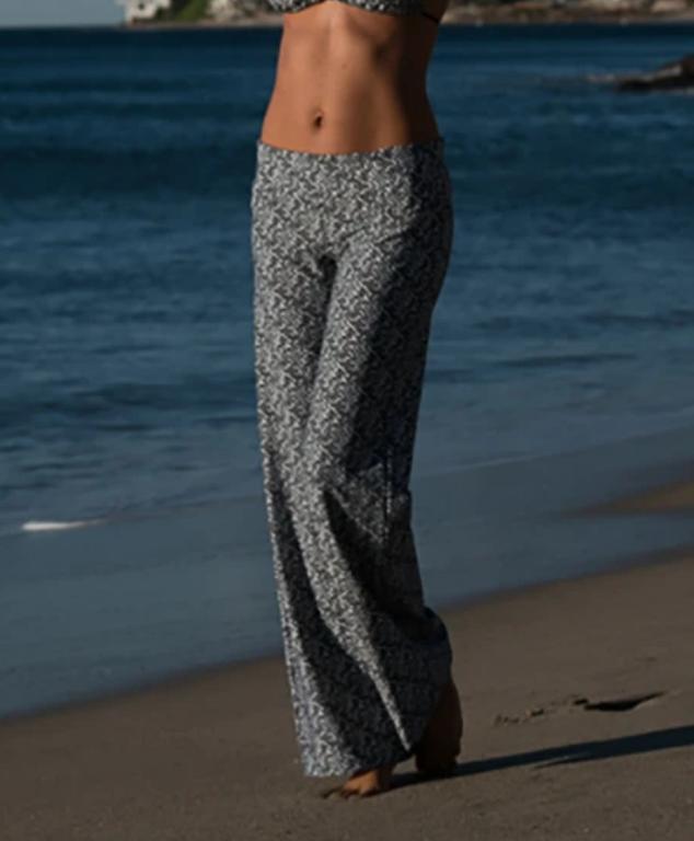 Helen Jon Helen Jon Fold Over Beach Pant