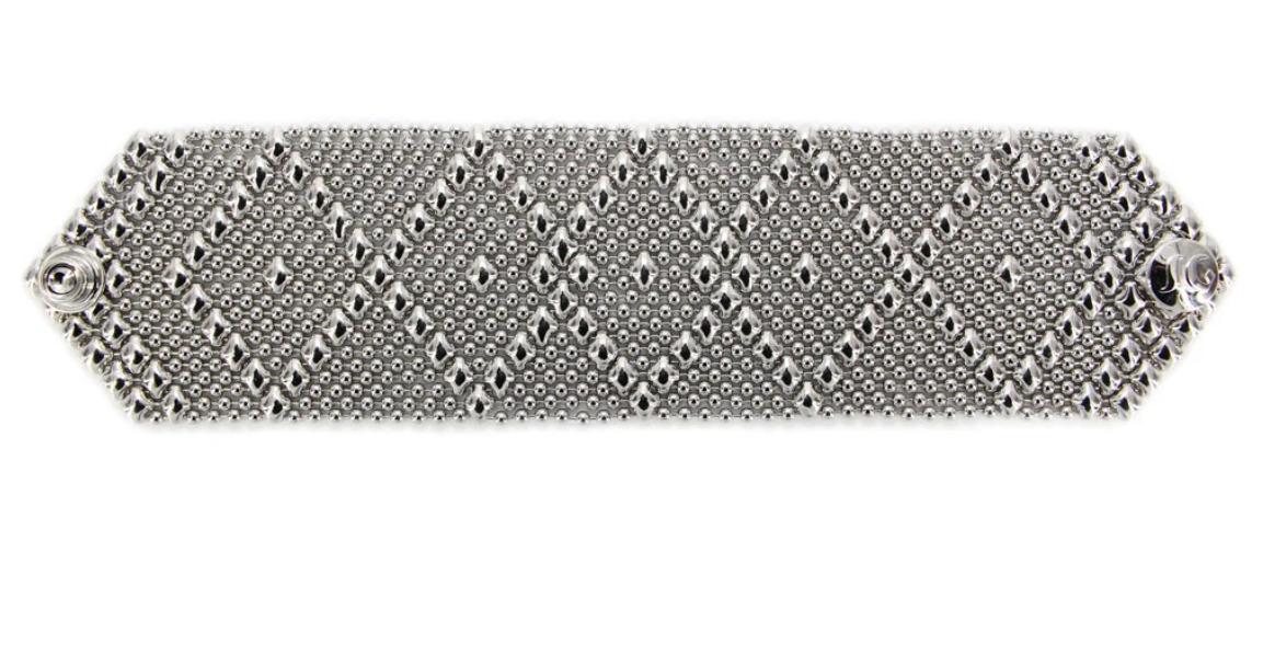Liquid Metal Liquid Metal B10 Nickle Bracelet