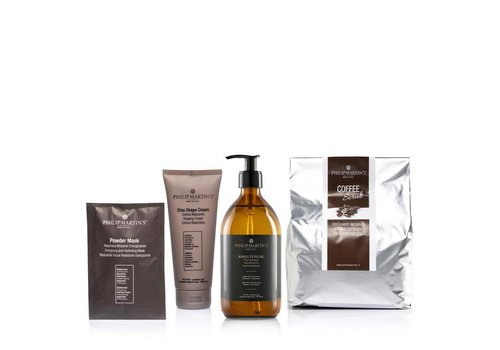 Philip Martin's Coffee Scrub Tonificante Antiage