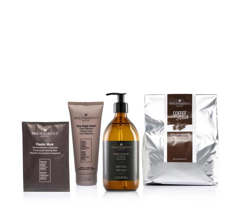 Coffee Scrub Tonificante Antiage